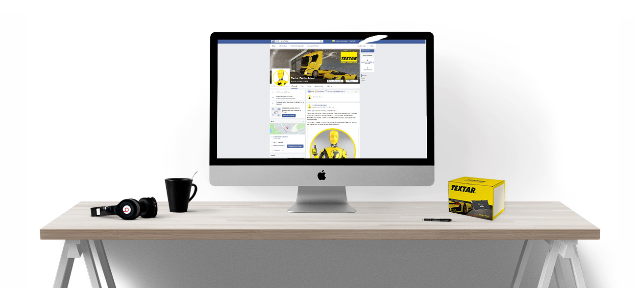 Textar_Facebook_Desk